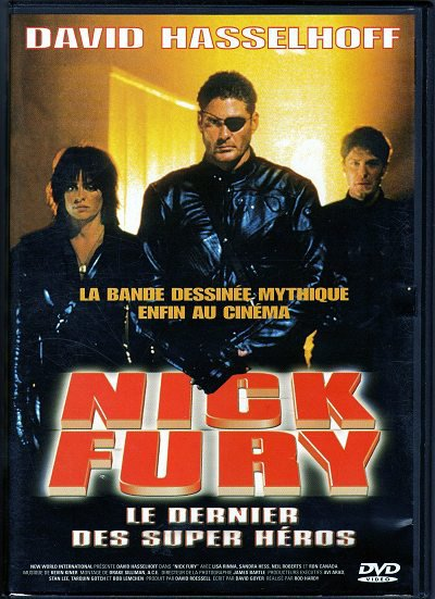 Nick Fury : Agent of Shield DVDRiP | FRENCH
